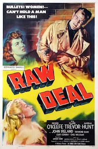 Raw Deal Poster