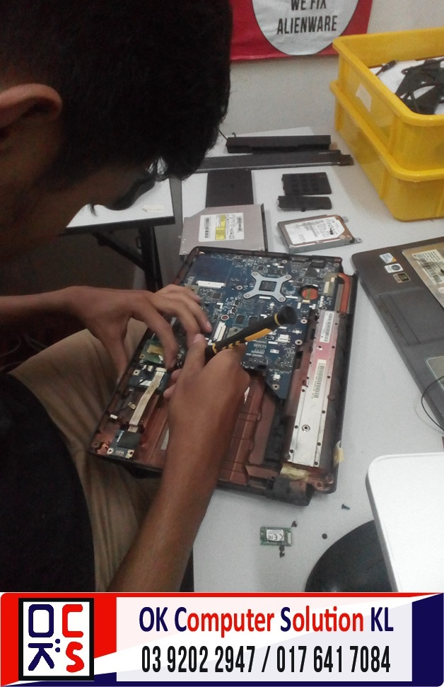 [SOLVED] AUTO SHUTDOWN ACER E1-472 | REPAIR LAPTOP CHERAS 6