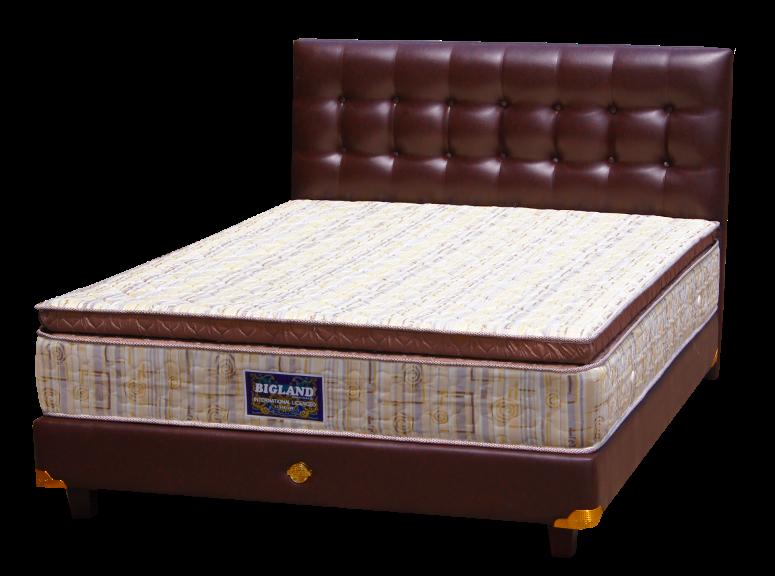 Harga Spring Bed Bigland Yunani Salur Pillow Top di Purwokerto