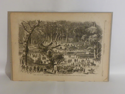 Civil War illustrations from Harper's Weekly