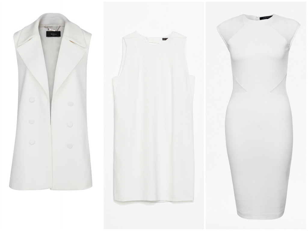 The SS14 Edit: All-White | Ses Rêveries