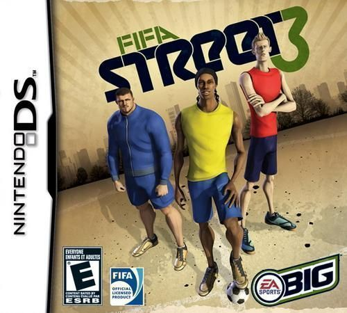 ROMs - Fifa Street 3  - NDS Download