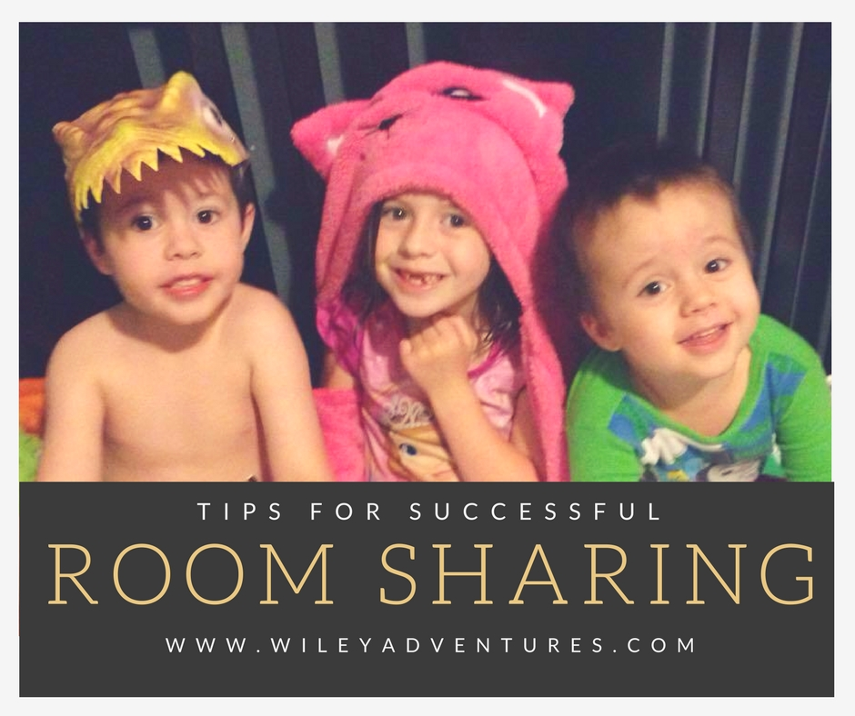 tips for successful room sharing
