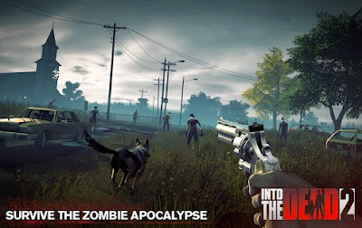Into the Dead 2 Apk + Data (Unlimited Money, VIP) for Android