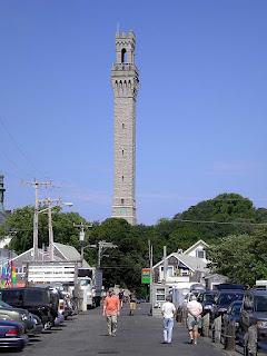 Pilgrim Monument Provincetown Cape Cod
