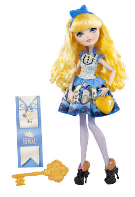 Ever After High Blondie Lockes Basic 2013