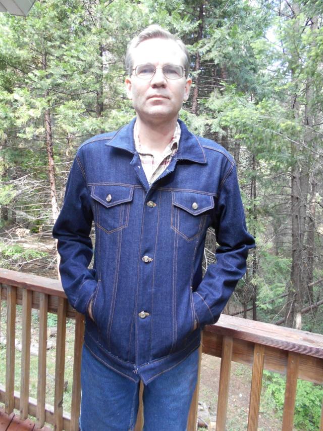 Thin Man Sewing: KwikSew 3251 Redo