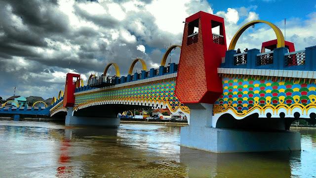 Gambar Jembatan Berendeng