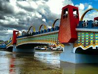 Jembatan Berendeng Wisata Baru Kota Tangerang