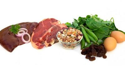 Cara Mencegah Anemia Dan Makanan Untuk Penambah Darah