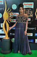 Sanjjanaa Galrani aka Archana Galrani in Maroon Gown beautiful Pics at IIFA Utsavam Awards 2017 08.JPG