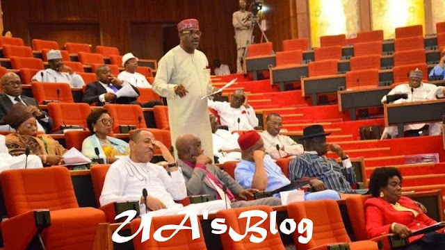 Oil Producing Status Of Anambra, Kogi States: Senators Trade Words
