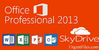 Microsoft Office Professional 2013 Free Download for Windows