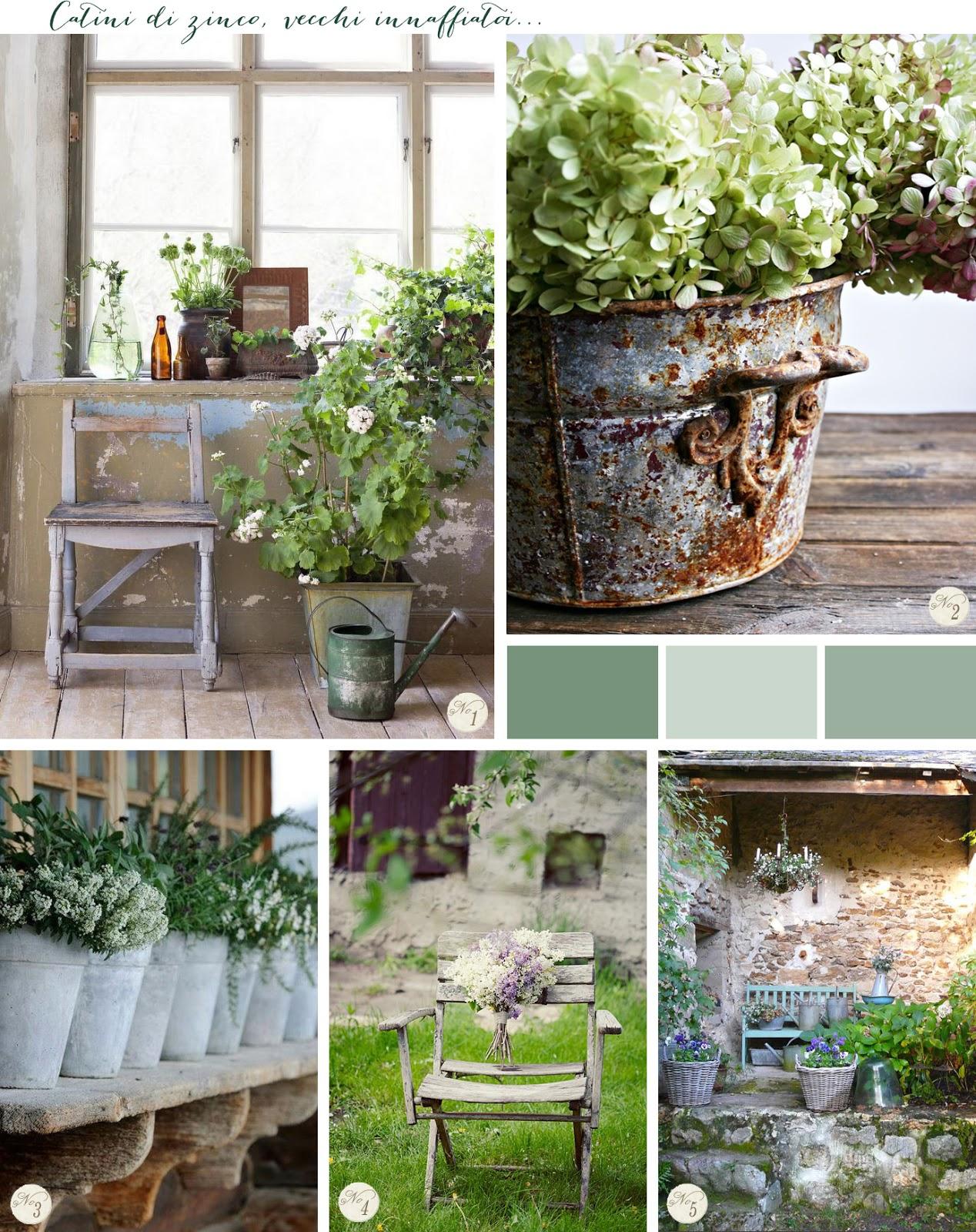 crespi italian garden - il blog: shabby chic...quando il ... - Arredamento Esterno Shabby