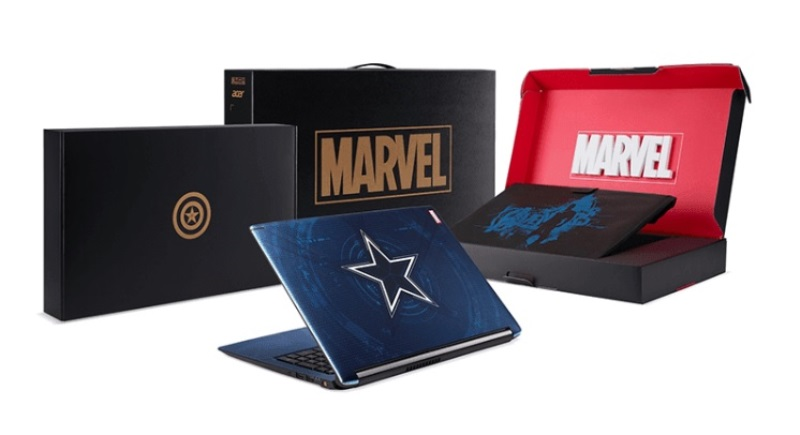 Acer Outs Avengers Limited Edition Laptops!
