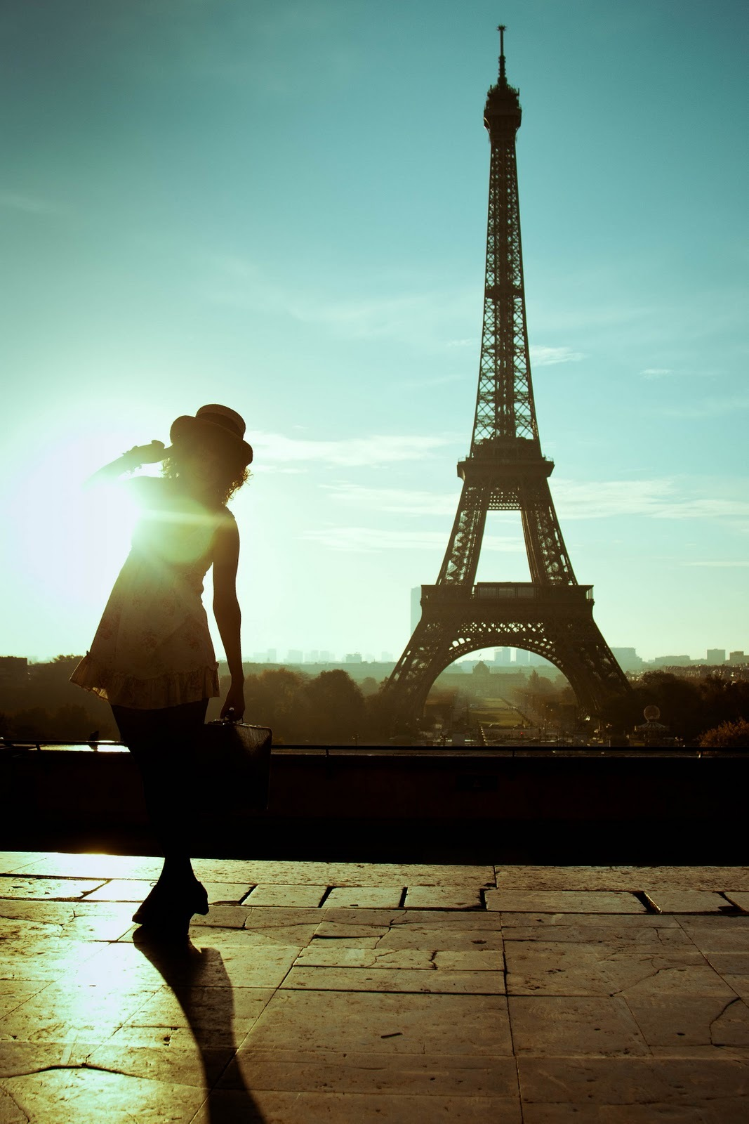 Paris Paris Girl Photo