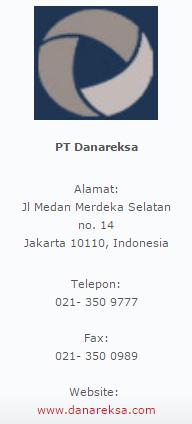 PT.Danareksa