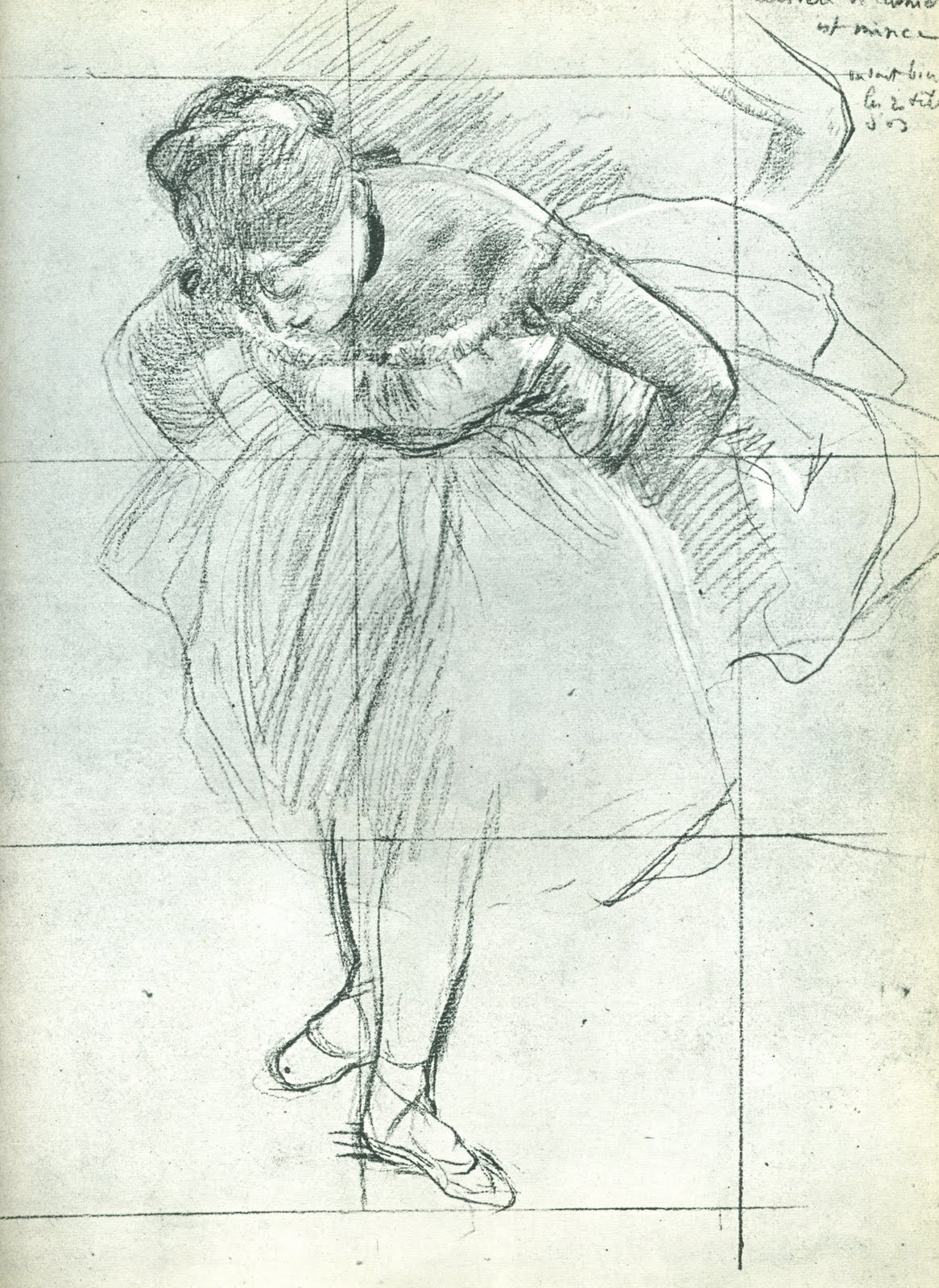 Degas: Drawings and Sketchbook