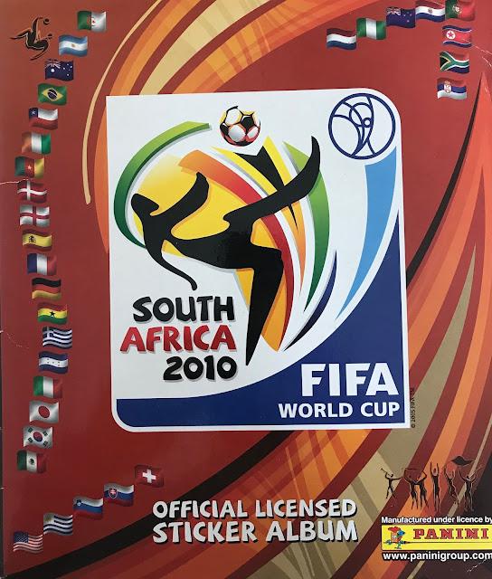 Album Sudafrica 2010