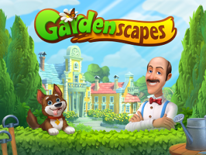 Gardenscapes New Acres Apk