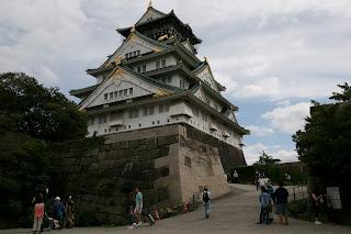 Ngetrip Ke Osaka Castle Di Jepang