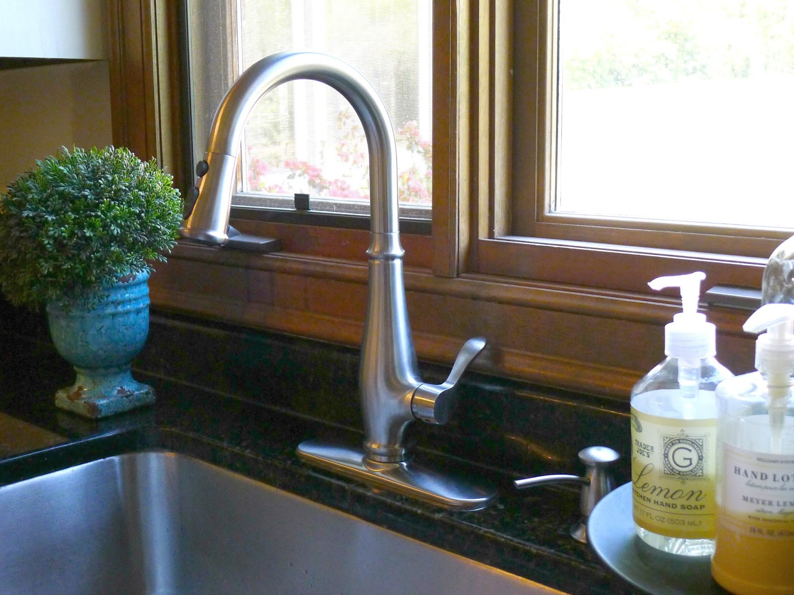 That Mommy Blog New Kitchen Faucet And Why It Saved My Sanity