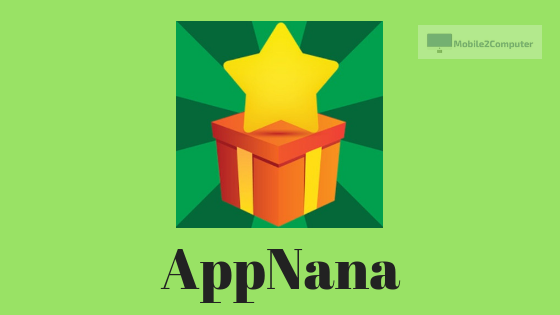 AppNana - Earn free Google Play Credits | Buy Apps and Games for Free