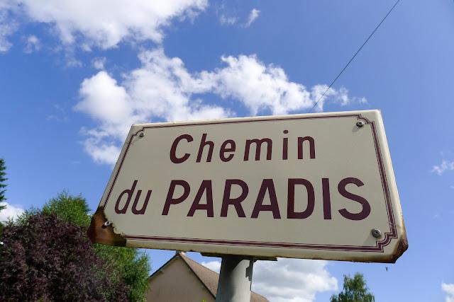 De Paris à Narbonne en vélo, Le Chemin du Paradis
