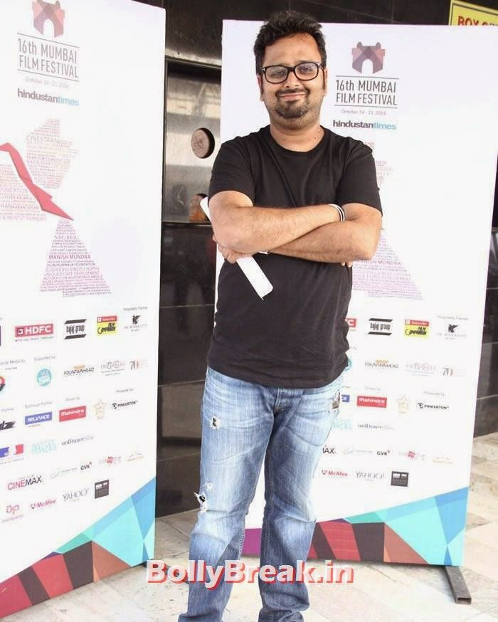 Nikhil Advani, Photos from Opening Ceremony of MAMI 2014