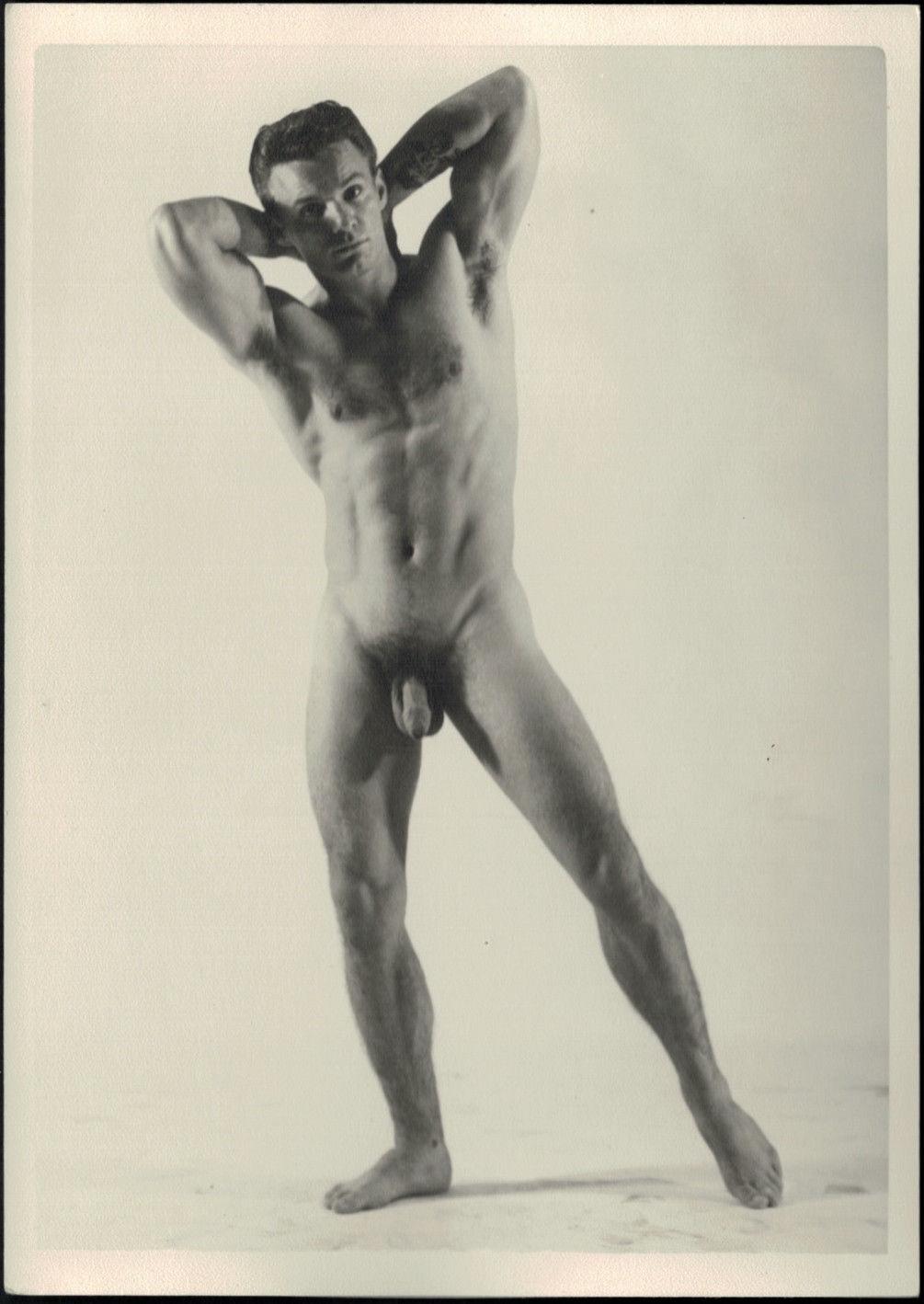 Male Models Vintage Beefcake-7597