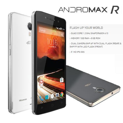 Andromax R Yang Siap Jajal Jaringan 4G Terbaik