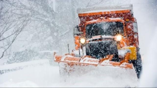 Έρχεται το Σαββατοκύριακο ο χειρότερος χιονιάς του φετινού χειμώνα
