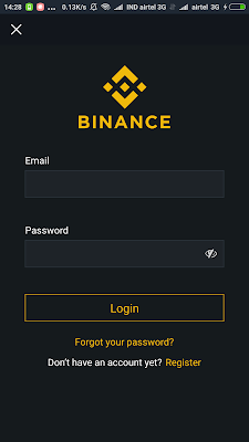 Binance Affiliate Program
