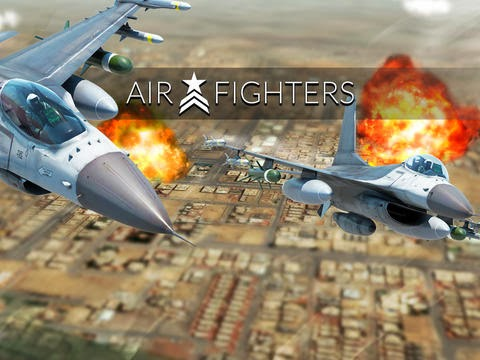 -GAME-AirFighters Pro Rortos