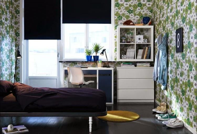 10 dormitorios juveniles para chicos ideas para decorar dormitorios - Ikea cama juvenil ...