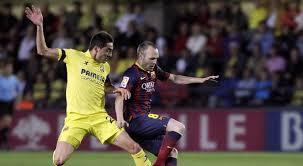 Judi Bola - Barca Hantam Villarreal