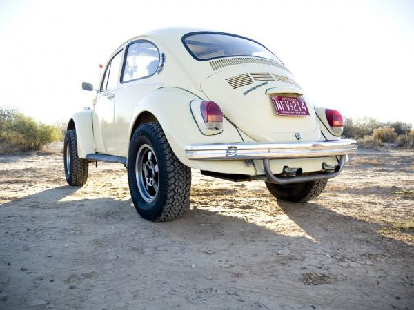 Used 1971 VW Bug Baja Off-Road Ready by Owner