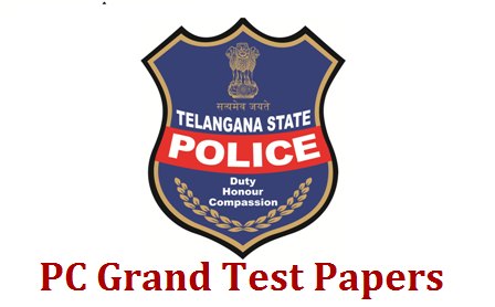 TS Police Constables Recruitment Grand Test Papers Download  Telangana Constable Recruitment 2018 Exam to be held on 30th September Grand Test Question Papers for Telugu Medium and English Medium Download Here. Useful Grand Test Question Papers EM and TM Download Here. Telangana State Level Police Reruitment Board Examination Grand Test Question Papers Download Here ts-telangana-police-constables-recruitment-grand-test-question-papers-download