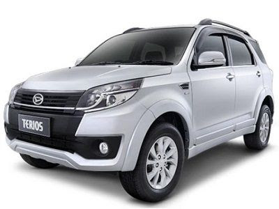 Harga Mobil Daihatsu Terios