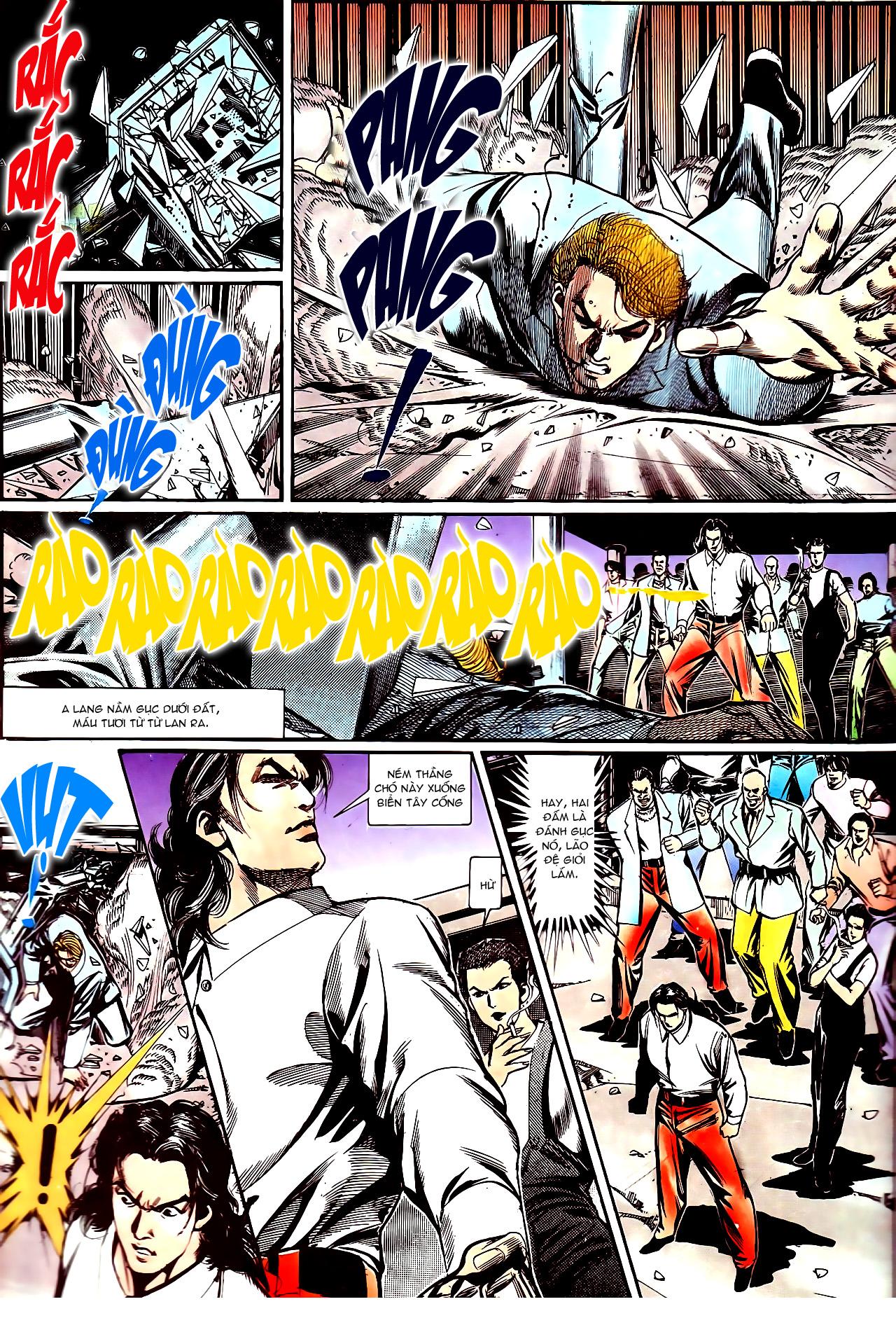 Người Trong Giang Hồ chapter 147: vĩnh biệt kk trang 20