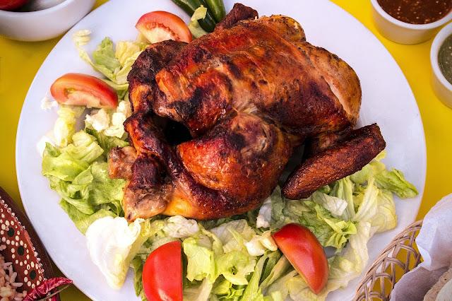 Simple Crock Pot Roasted Chicken Recipe.