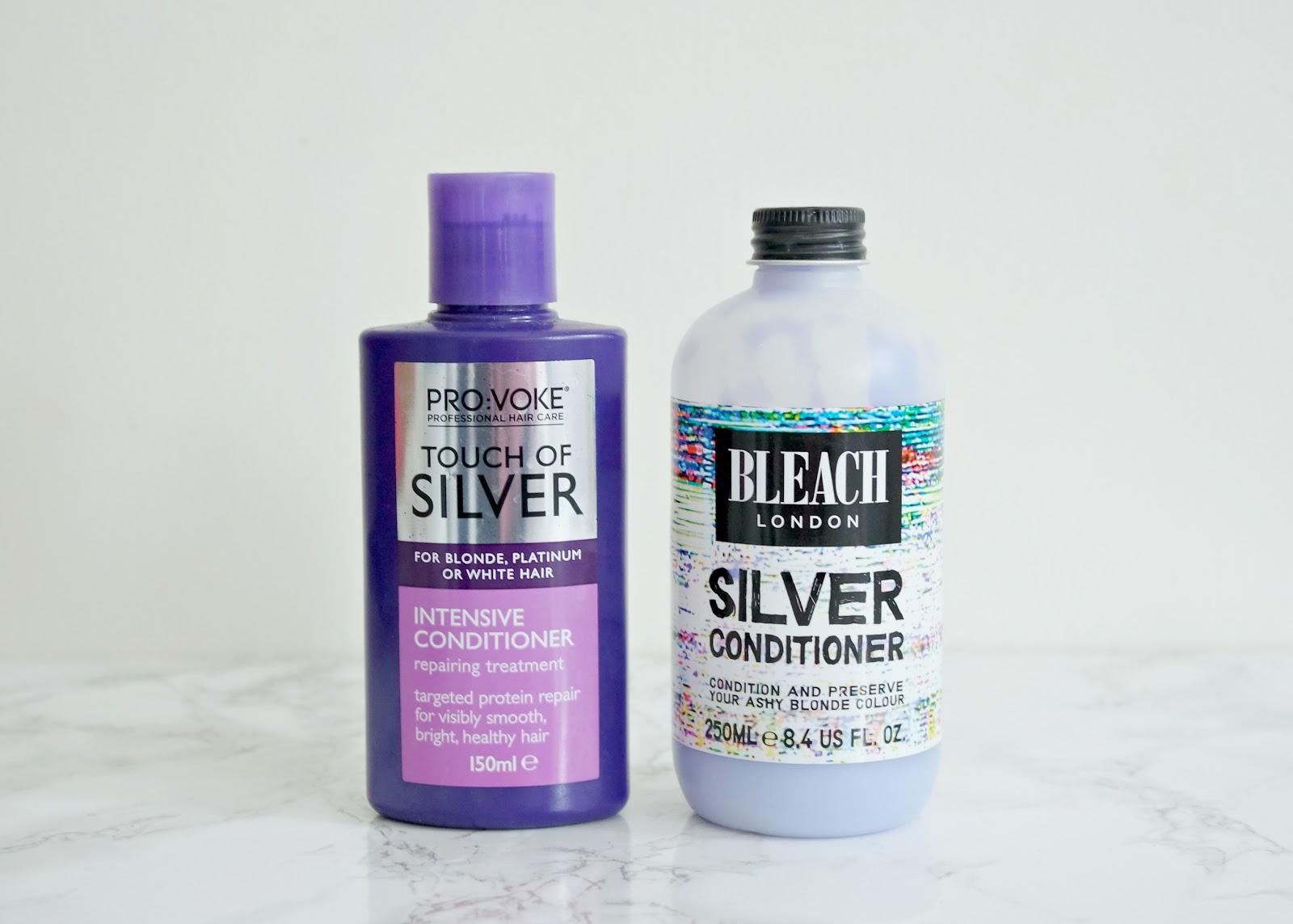 purple condtioner