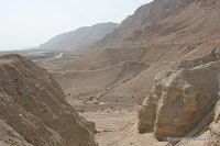 Travel Guide: Archeology & History, Qumran, An ancient settlement on the northwestern Dead Sea shore