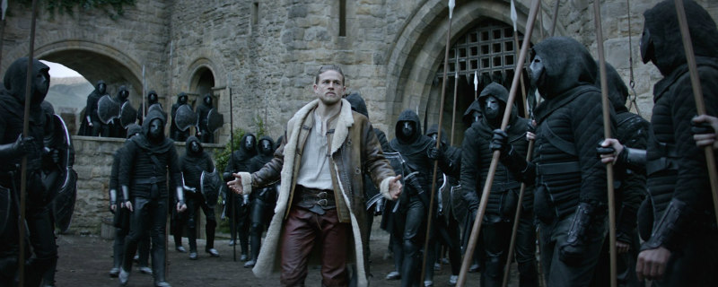 King Arthur Legend Of The Sword Is In UK ROI Cinemas May 19th 17th