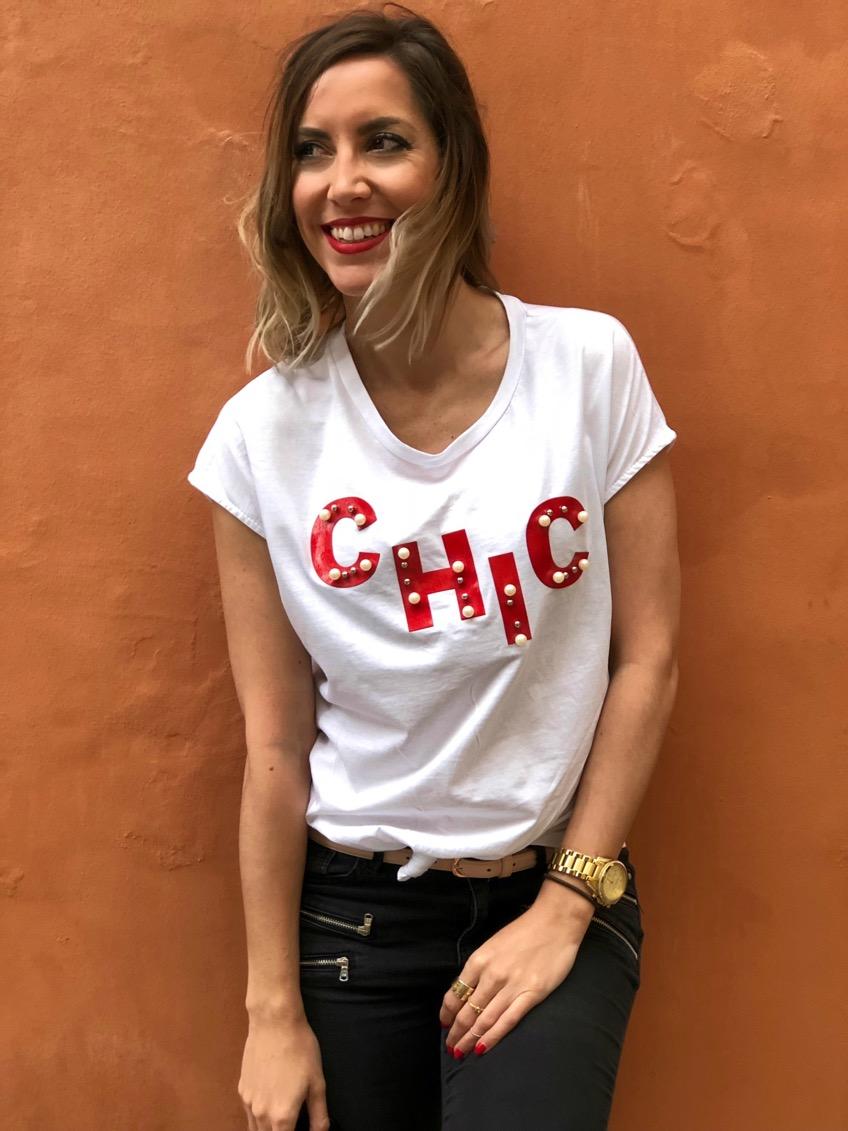 Fitness And Chicness-Vestido Camiseta Chic Vestido y Tacon-5
