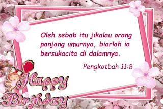 Doa Ulang Tahun Kristen Untuk Diri Sendiri, Sahabat, Istri, Anak, Suami, Orang Tua dan Pacar