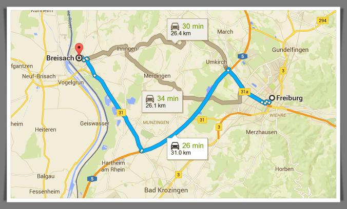 Breisach Germany Map.Rhine River Journal Day 2 Breisach Freiburg Cindy Can Travel