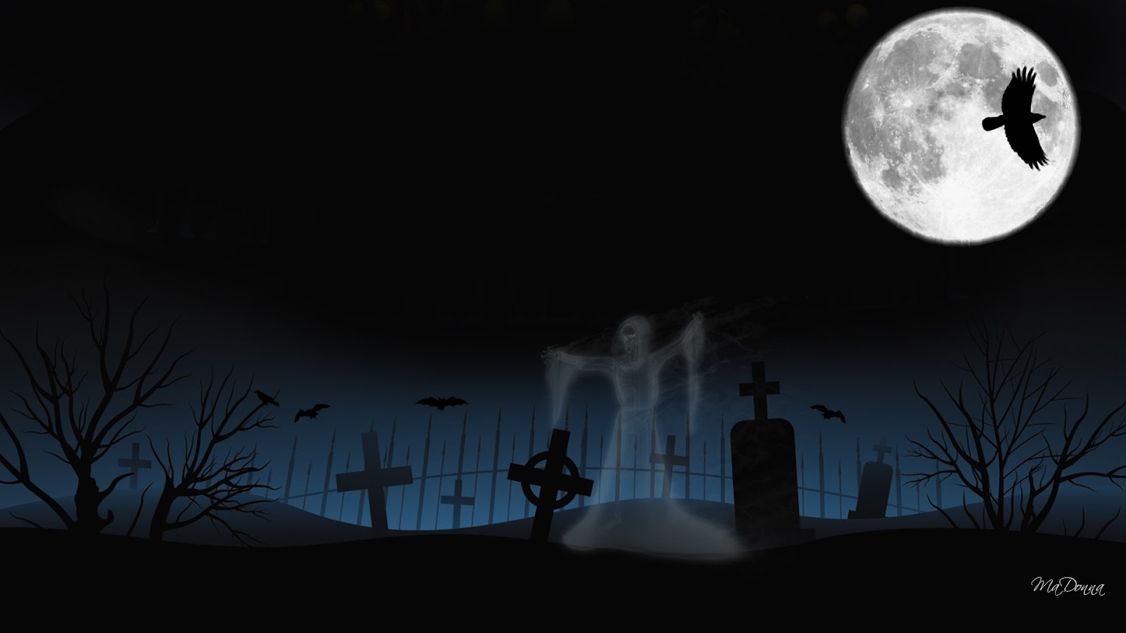 Awesome Galleries: Halloween Desktop Wallpaper (Page 2