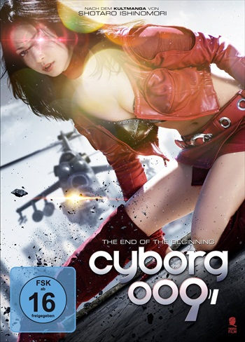 Cyborg 009 The End Of The Beginning 2013 Dual Audio Hindi 480p BluRay 250mb