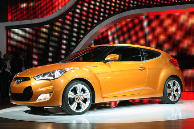 Car Overview: 2013 Hyundai Veloster